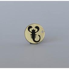 Žetonas - skorpionas