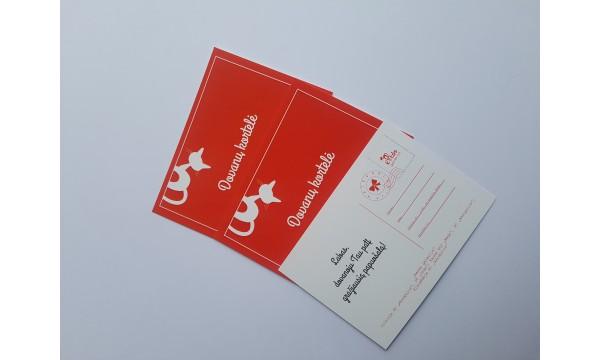 Dovanų kortelė, 25 eurai